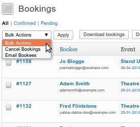 bookings-view