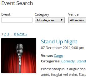 event-search